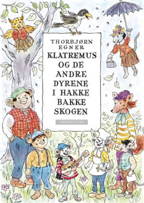 Bilde av Klatremus og de andre dyrene