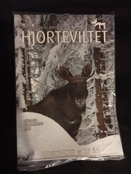 Bilde av Hjorteviltet 2015